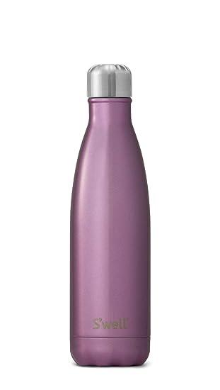 Amazon.com: Swell 10017-A18-06465 - Botella de agua (acero ...