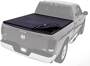 LUND 99817 Genesis Elite Seal & Peel Truck Bed Tonneau Cover for 1994-2001 Dodge Ram 1500; 1994-2002 Ram 2500, 3500   Fits 6.5' Bed