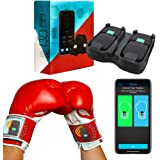 [2021 Upgrate] Boxing Tracker, Boxing Equipment Boxing Sensor, Highly Sensitive Sensor for Boxing Practice Detect Boxing Time