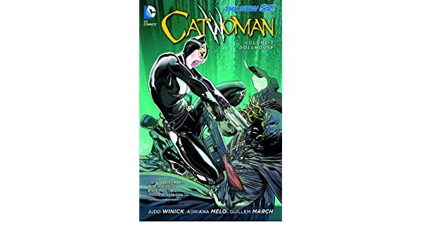 Catwoman Vol. 2: Dollhouse (The New 52) (Catwoman Vol. IV ...