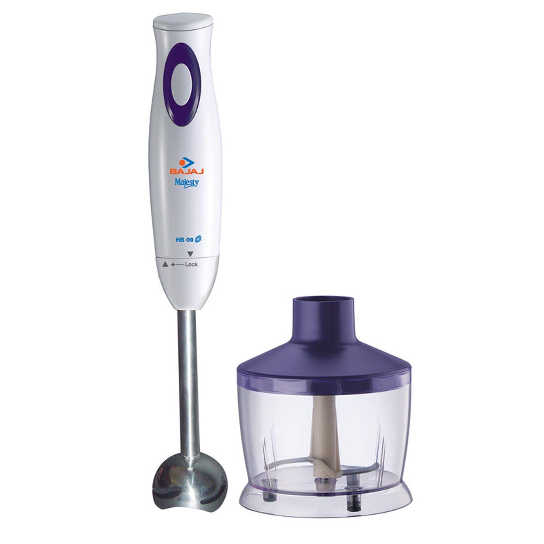 Buy Bajaj Majesty HB09 300-Watt Hand Blender Online at Low Prices in ...