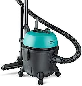 Taurus Ateca Active - Aspirador Industrial Multiuso, Wet&Dry Para Líquidos y Sólidos, Diseño Compacto, 1400W, Sin Bolsa,78Db, Hepa