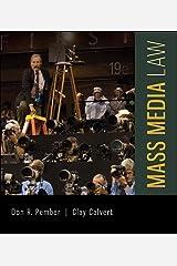 Mass Media Law Paperback
