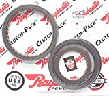 6L90 Transmission High Energy Friction Module Clutch Packs Raybestos 2007-UP