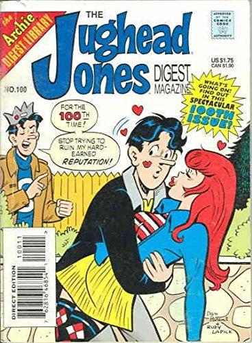 Jughead Jones Digest Magazine, The #100 VF ; Archie comic book (Jughead Jones)