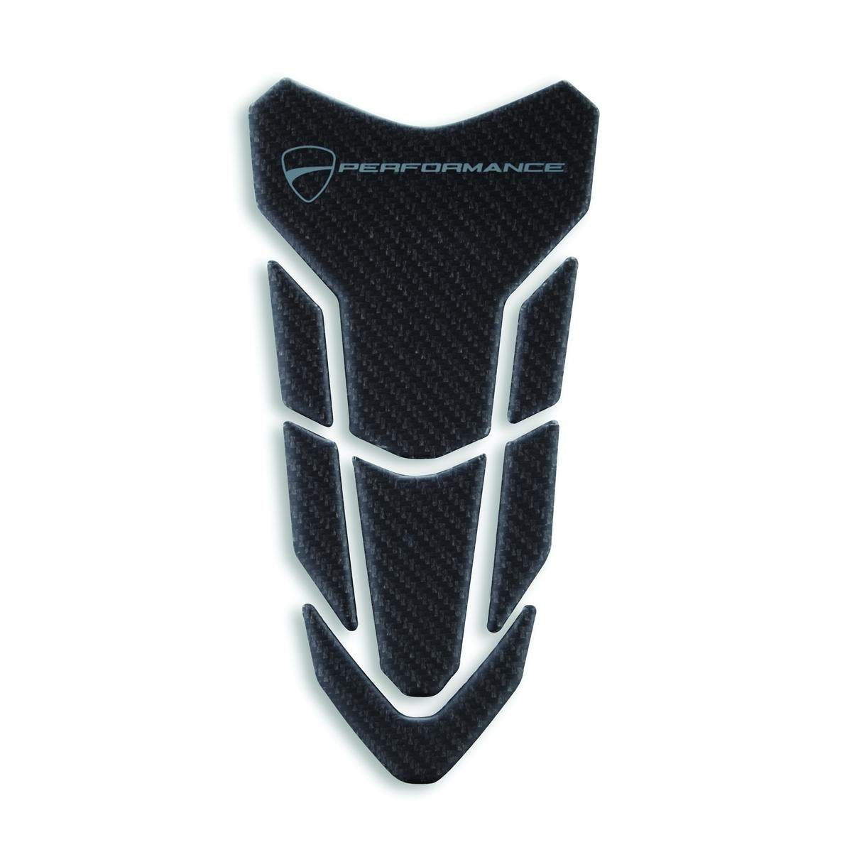 Ducati Panigale V4 Carbon Adhesive Tank Protector 97480161A