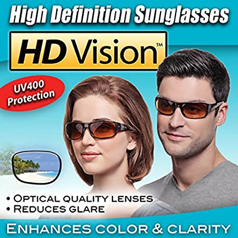 8b793acd69cb Amazon.com: HD Vision Sunglasses, Ultra [Electronics]: Beauty