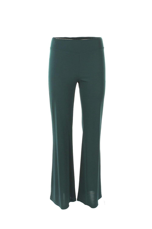 PARIS Pantalone Donna L Verde Pa18257 Mso Autunno Inverno 2018/19