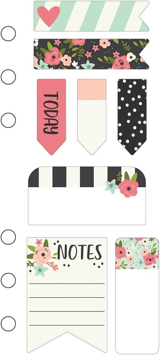 Carpe Diem by Simple Stories Bloom Mini Sticky Notes