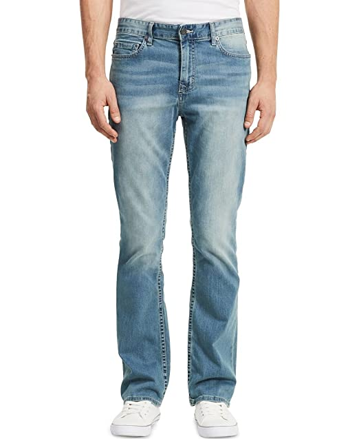 excellent quality limpid in sight how to find Calvin Klein Men's Modern Boot Cut Jean