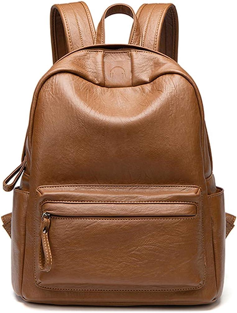 Women Backpack Purse PU...