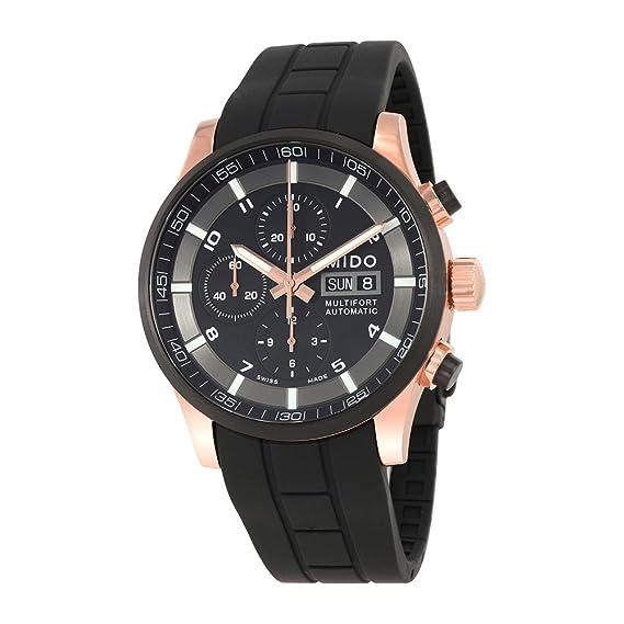 MIDO MULTIFORT II Reloj DE Hombre AUTOMÁTICO 44MM M005.614.37.057.09