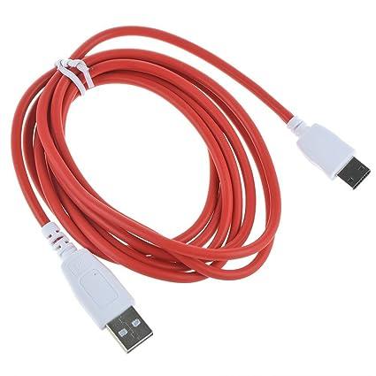Amazon.com: pwron 6.6 ft Cable de Cargador y Sincronización ...
