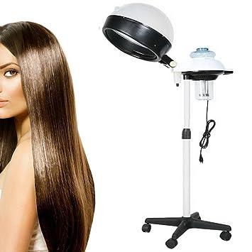 amazon com leoneva professional salon hair steamer 110v adjustable