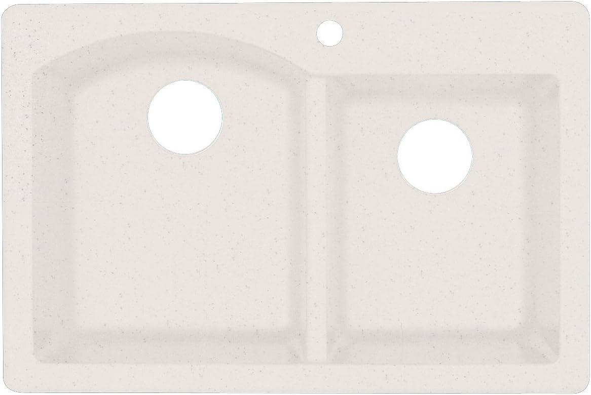 Swanstone QZDB-3322.075 33-Inch