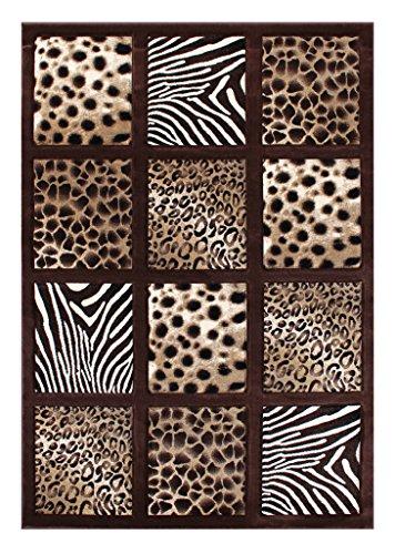 Modern Animal Prints 251 Chocolate