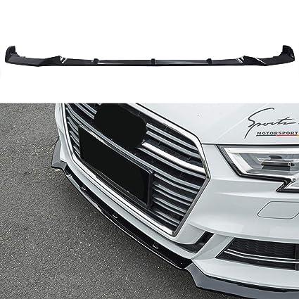 Amazoncom Ninte Painted Front Lip For 2017 2018 Audi A3 Sline S3