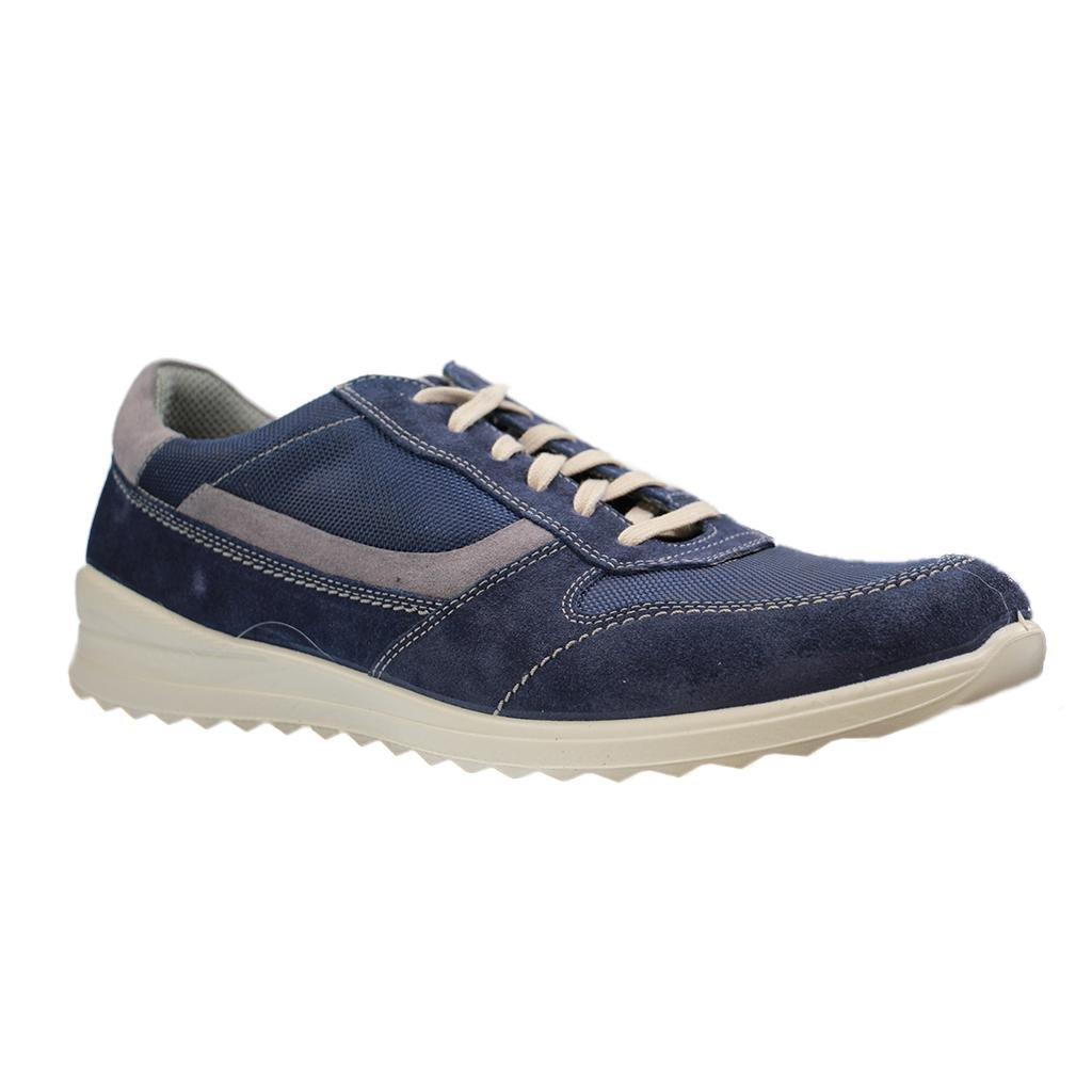 Jomos Herren Elan Sneaker Blau Billig und erschwinglich Im Verkauf