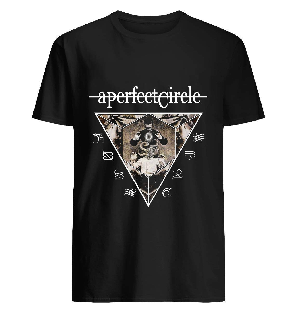 Apc02 A Perfect Circle Spring Tour 2017 72 T Shirt For Unisex