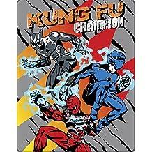 Large Character World Power Rangers Fury Fleece Blanket (130 x 170cm) by Character World