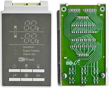 Samsung Congelador de Refrigerador del Panel de Control de ...