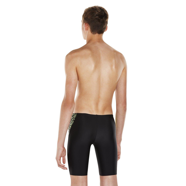 Speedo Boys Boom Splice Jammer Swim Shorts