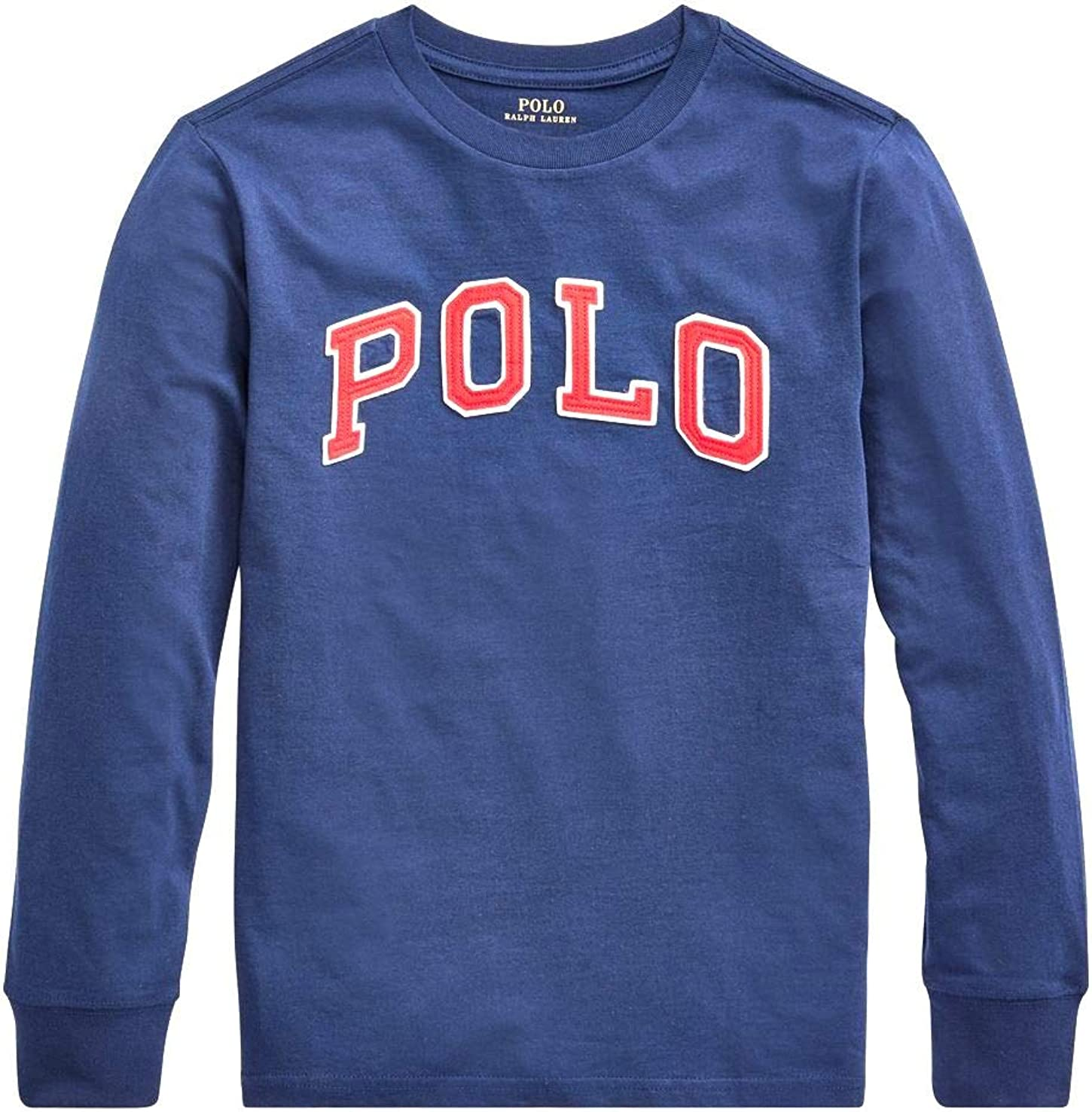 Polo Ralph Lauren - Camiseta Manga Larga LS CN TP-TSH Fall I Navy ...