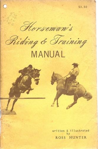 Horseman's Riding & Training Manual