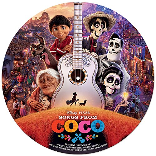 Songs From Coco (Original Motion Picture Soundtrack) [LP] (The Best Of Disney Record)