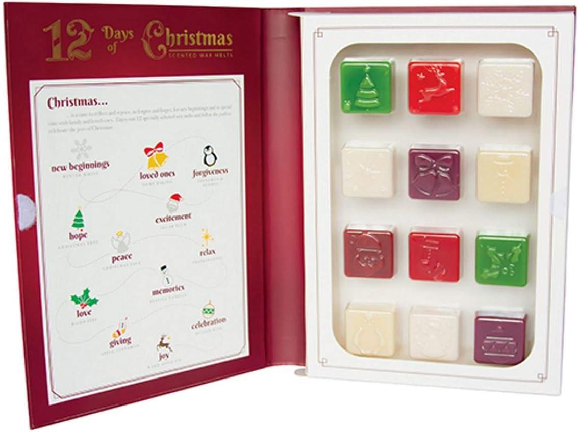 airpure Wax melt Advent Calendar 12 Days Countdown to Christmas