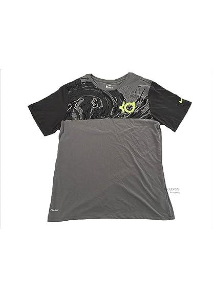 Amazon.com  Nike Mens KD Weatherman T-Shirt (2XL 555e4d630