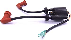 Boat Motor 680-85570-00 680-85570-01 680-85570-02 Ignition Coil Assy for Yamaha Outboard Engine 4-Stroke 8HP 9.9HP, Sierra Marine 18-5138