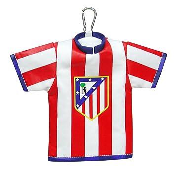 Atlético de Madrid Portatodo Camiseta con mosquetón (CYP PC-100-ATL)