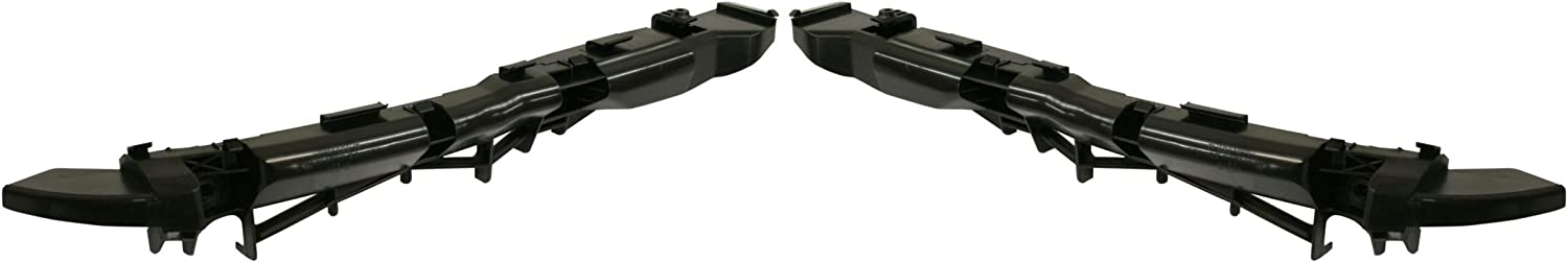 DAT AUTO PARTS Bumper Cover Support Replacement for 06-09 Toyota 4RUNNER Black Front Right Passenger Side TO1067163