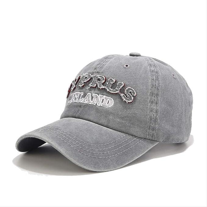 Duarble Europa y los Estados Unidos lavada Shade gorra de béisbol ...
