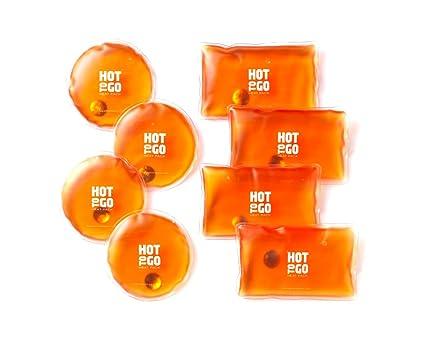 Amazon.com: Hot to Go, bolsas calientes reutilizables ...