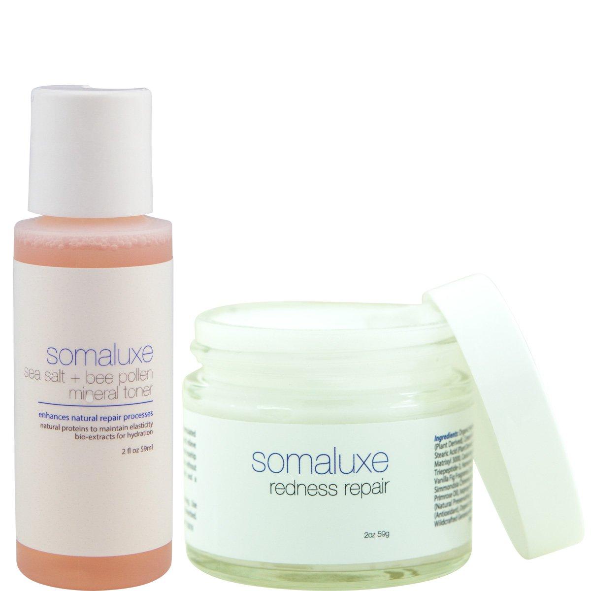 Sea Salt + Bee Pollen Mineral Toner w/ natural proteins for closing pores & improving elasticity Prestige Cosmetics, Skin Loving Minerals Eyeliner, Onyx, .035 oz (pack of 4)