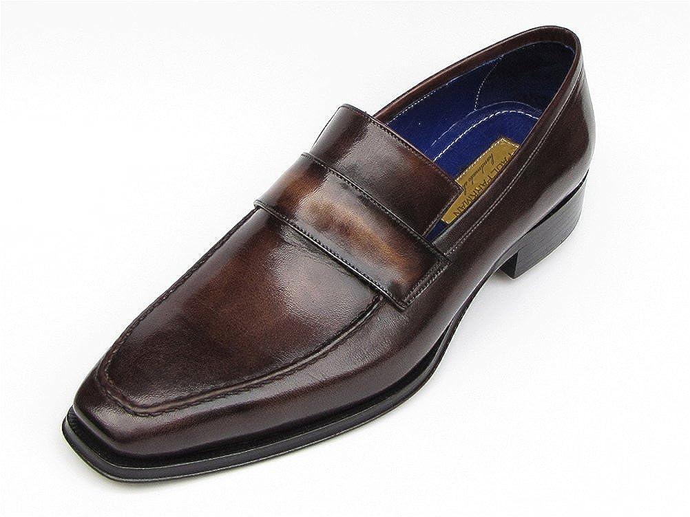 Bronze Peinte /à la Main pour Homme Paul Parkman Chaussures de Bateau