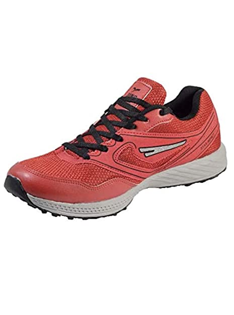 Red Juno Outdoor Sports Shoes at Amazon
