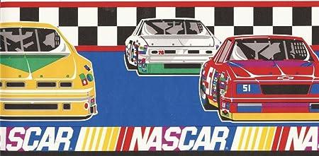NASCAR by Village wallpaper Border NEW