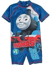 2e76667b91 Thomas & Friends UV Swimwear Go Go! Character Face Print Sunsafe Swim Suit  UPF40+