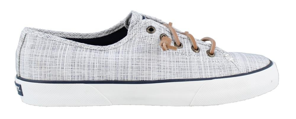 Sperry Top-Sider Women's Pier View Core B01K1GSZLS 9.5 B(M) US|Navy/Linen