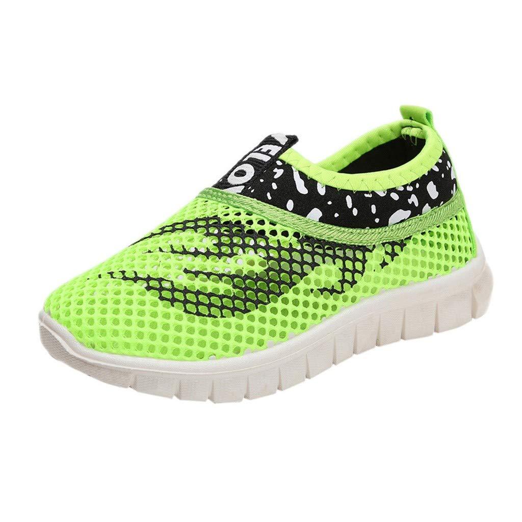 Kstare Baby Shoes Boy Girl Infant Sneakers Non-Slip Mesh Breathable Toddler Little Kids Outdoor Shoe