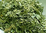 Moringa Dried Tea - 20 KG or 44 lbs. - USDA Certified Organic Raw Pure Natural Herbal Tea Supplement Leaves