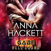 Gabe: Hell Squad, Book 3 | Anna Hackett