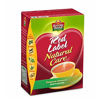 Amazon.Com : Brooke Bond Red Label -Natural Care(5 Ayurvedic
