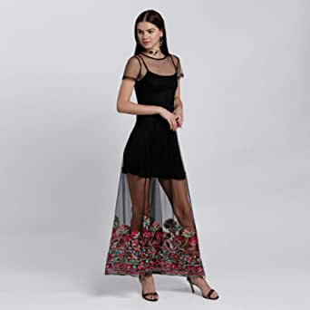 2Xtremz Dress for Women, Black