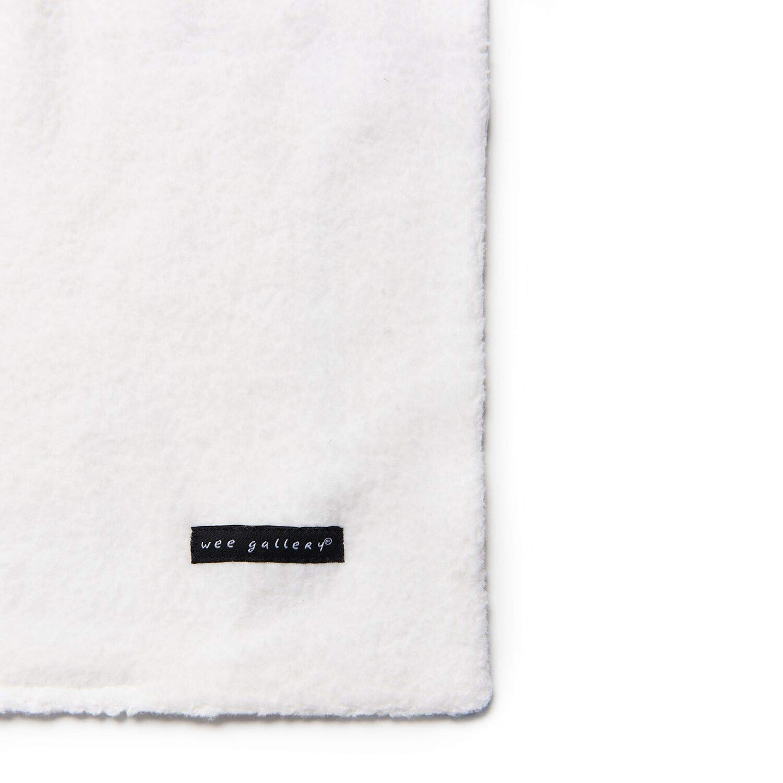 Wee Gallery Organic Snuggle Blanket Bear