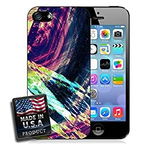 Abstract Grunge iPhone 4s Hard Case