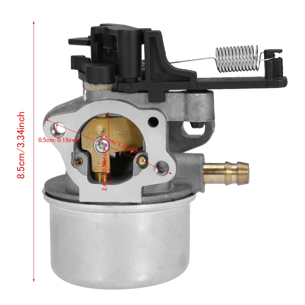 799248 Carburetor Carb For Briggs /& Stratton 594287 Thermostat Choke Engine Parts QKPARTS